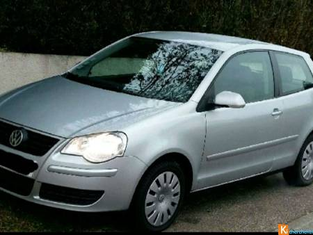 Polo volkswagen tdi cup 70 faible km