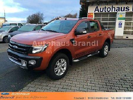 Ford Ranger Wildtrak*NAVI*Ala