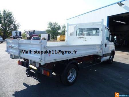 A DONNER Camion benne Iveco