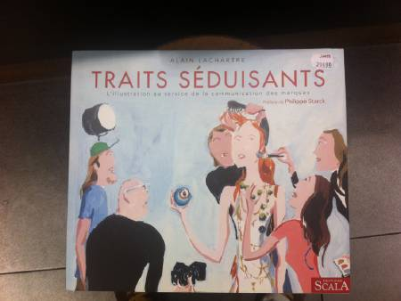 TRAITS SEDUISANTS - ALAIN LACHARTRE 20€ au lieu75€