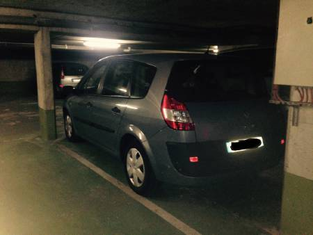 RENAULT GRAND SCENIC DCI  7 Places