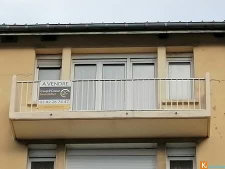 En exclusivité, grand appartement F5 à Herserange