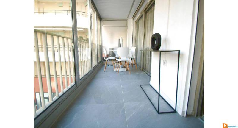 À Cannes, grand appartement en location avec MACYLIEN IMMOBILIER