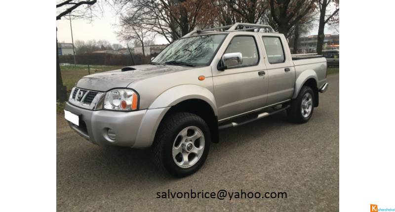 Nissan PickUp 2.5 Turbodiesel Double Cabine