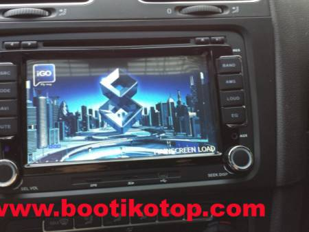 Autoradio GPS,Bluetooth,toures VW,Tiguan,Eos,Golf5