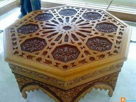 table traditionnelle