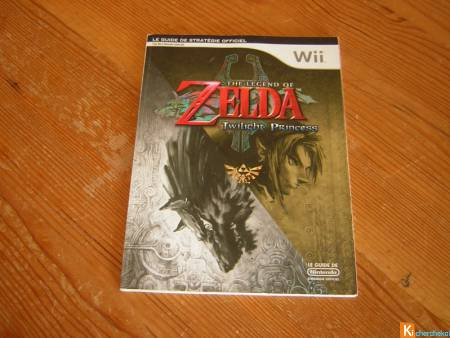 Zelda Twilight Princess le guide officiel