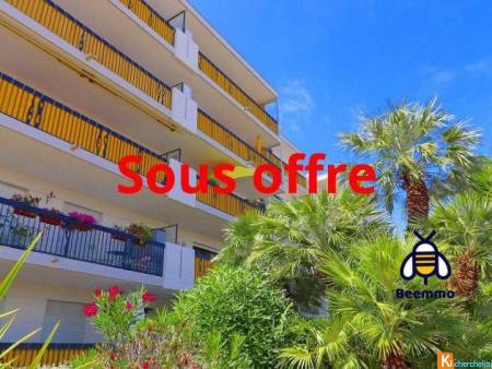 T4 Antibes 74m2 le Puy vue mer - Antibes