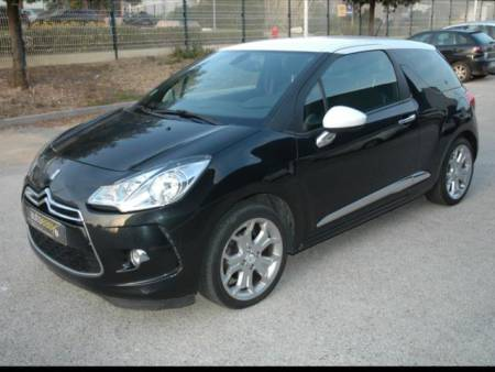 Citroen Ds3 1.6 HDI 90 SPORT CHIC