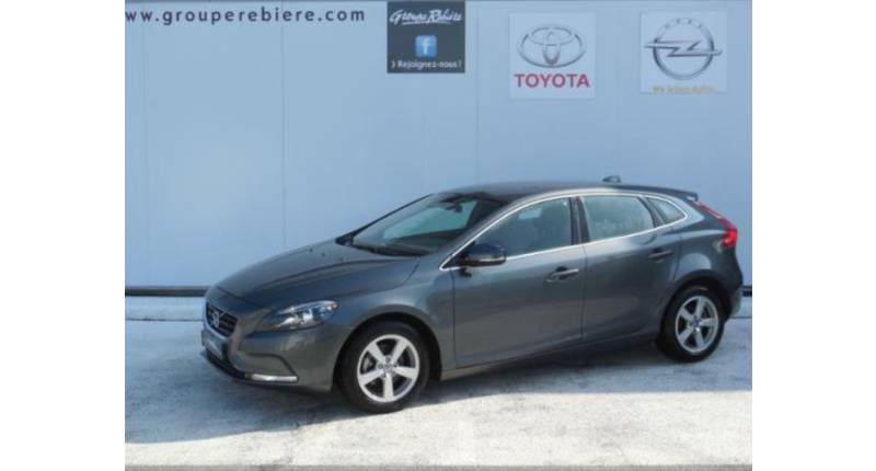 Volvo V40 D2 115ch Momentum S&S