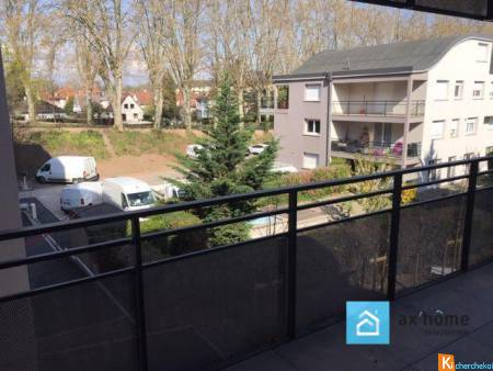 APPARTEMENT F3 A ILLKIRCH - Illkirch-Graffenstaden