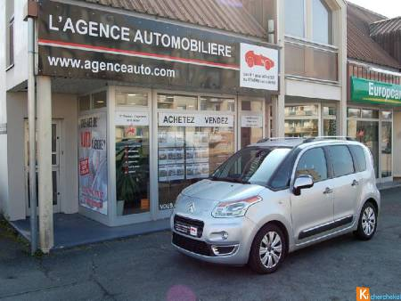Citroen C3 Picasso 1.6 Hdi 110 Exclusive Gtie 6 Ms