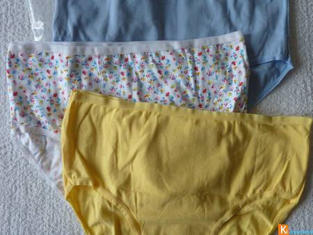 Lot 3 culottes coton taille M neuf (53)