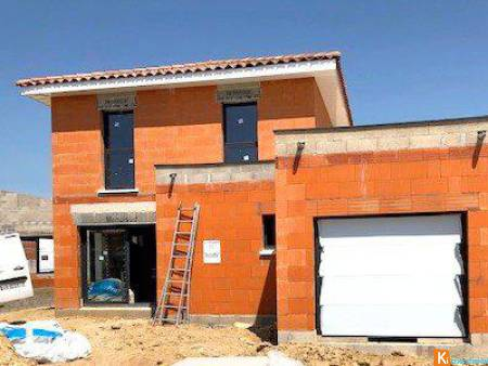 VENDARGUES-VILLA T4 DE 100m2 RT 2012