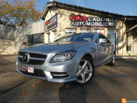 Mercedes Classe CLS 350 D Fascination 4matic 7g-tronic +