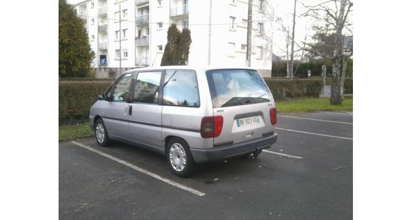 FIAT ULYSSE 6 PLACES