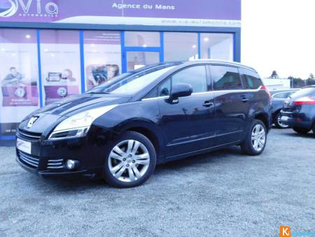 Peugeot 5008 2.0 Bluehdi 150ch Allure 7 Places