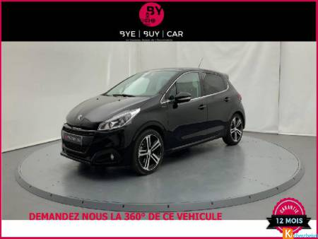Peugeot 208 1.6 Thp S&s - 165  Berline Gt Line Phase 2