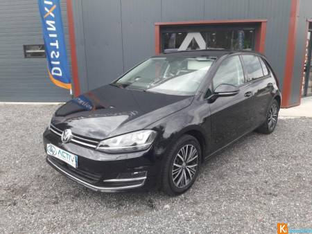 Volkswagen GOLF 2.0 Tdi 150ch Bluemotion Technology Fap Match 5p