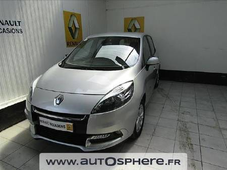 Renault Scenic 1.5 dCi110 FAP Expression