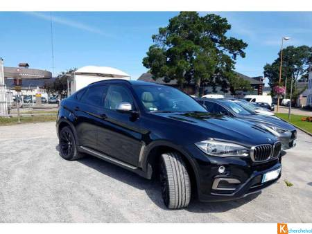 Bmw X6 Xdrive 30d - Bva  F16 F86 Exclusive