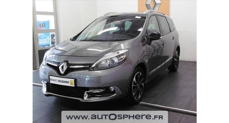 Renault Grand scenic TCe 130 E6 Energy Bose 7pl 201