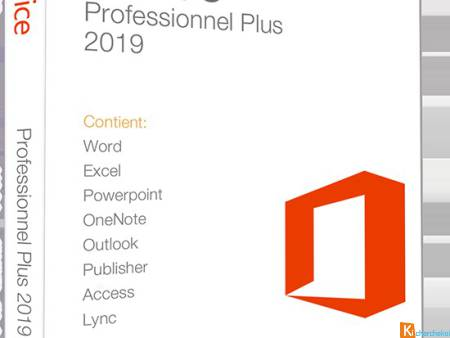 Office Pro Professional Plus 2019.