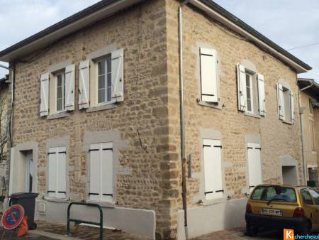 PROXIMITE ST JUST CHALEYSSIN SUPERBE  MAISON DE VILLAGE 110M2....