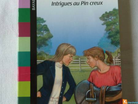 Livre Grand Galop N°661 Intrigues au Pin creux