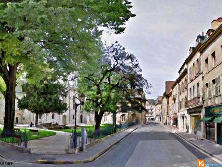 85 M2 LOCAL COMMERCIAL PLACE DES DUCS DIJON .