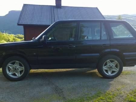 Land Rover Range Rover 2.5 DSE