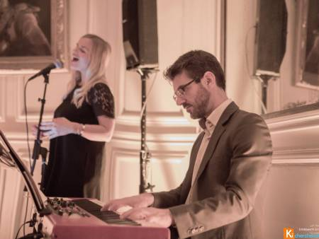 Groupe musiciens cocktail mariage Paris