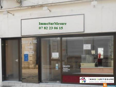 Local commercial ou professionnel de 30 m2 - Cognac