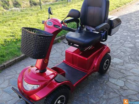 Scooter vital cruiser lx rouge
