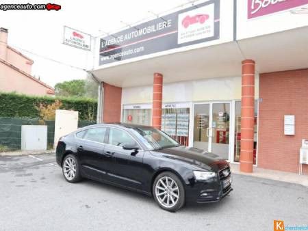 Audi A5 Sportback 2.0 Tdi 150ch Ambition Luxe Multitronic Euro6, Toit Ouvrant