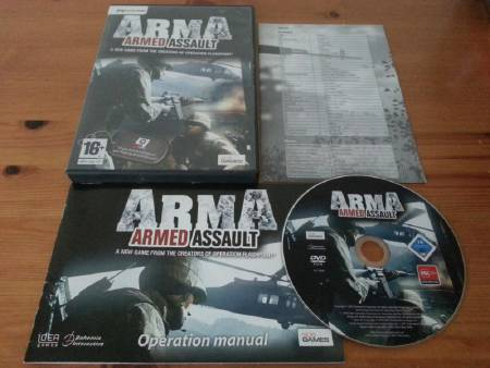 Jeu PC ArmA : Armed Assault