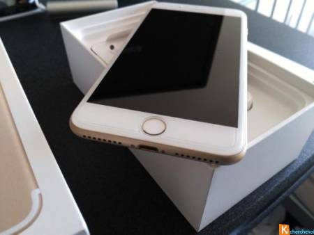 Iphone 7 plus 128 gb couleur Or
