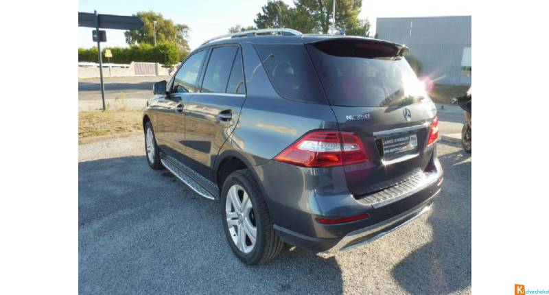 Mercedes Classe ML 350 Pack Sport 7g-tronic +