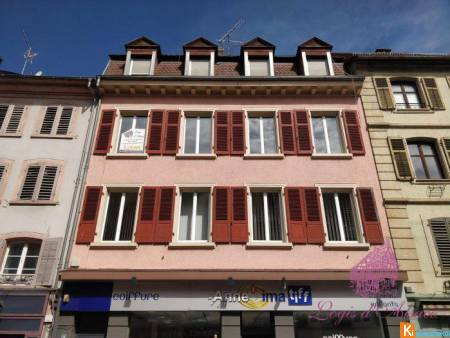 Superbe appartement de 81m² - Altkirch