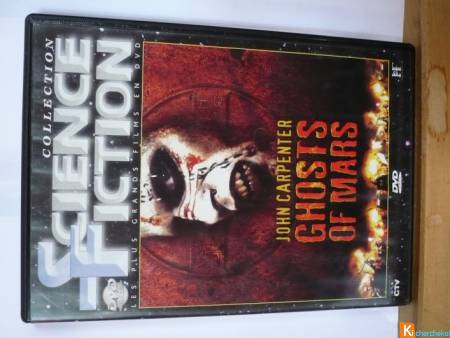 DVD - Ghosts Of Mars