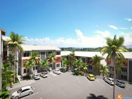 RESIDENCE LE VAL D'OR - ABYMES  - GUADELOUPE    Appartement T3