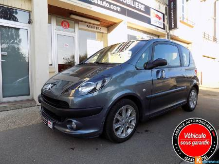 Peugeot 1007 1.4 Hdi 68 Ch Sporty