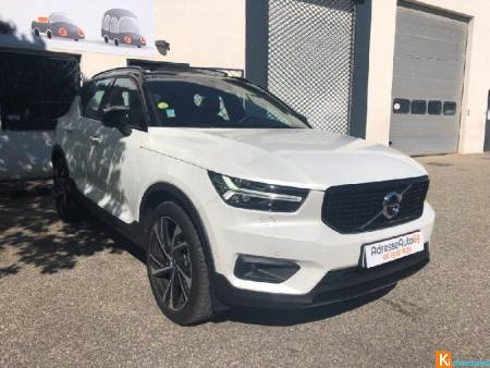 Volvo XC40 D4 Awd 190 Ch Geartronic 8 First Edition