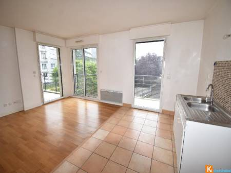 Nantes - route de Sainte-Luce - appartement type 3 avec deux balcons, ascenseur et parking
