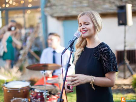 Groupe musique cocktail mariage Angers