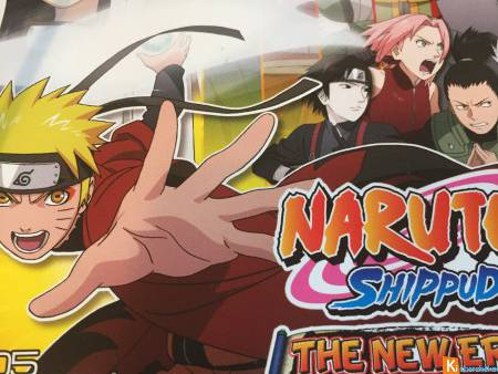 Naruto Shippuden The new era