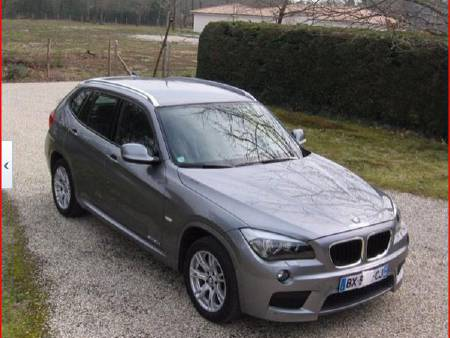 BMW X1 sD 20d pack M Sport