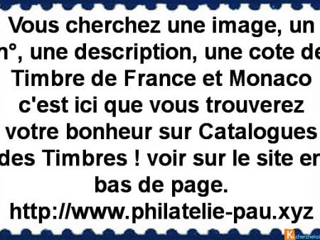 Catalogue de Timbres