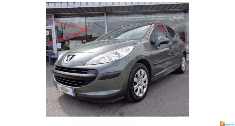Peugeot 207 1.4 HDI 70 CH EXECUTIVE