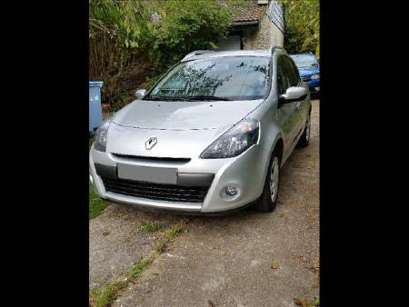 RENAULT CLIO III Clio Estate - 1.5 dCi85 Exception TomTom